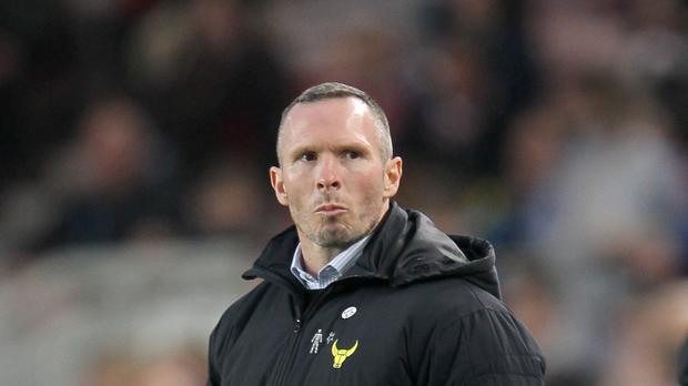 Michael Appleton has swapped Oxford for Leicester
