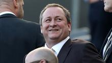 Newcastle owner Mike Ashley is still hoping to sell the club (Owen Humphreys/PA)