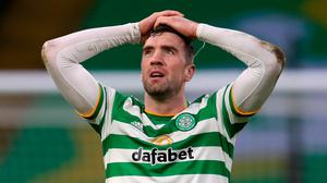 Ireland defender Shane Duffy is currently on loan at Celtic from Brighton