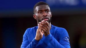 Chelsea defender Fikayo Tomori has joined AC Milan on loan for the rest of the season (Adam Davy/PA)