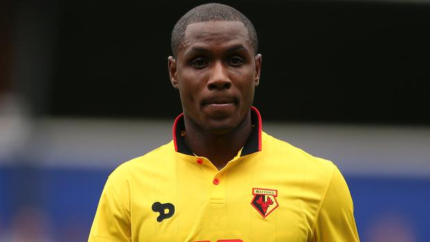 Odion Ighalo will not travel with Manchester United to Spain (Scott Heavey/PA)