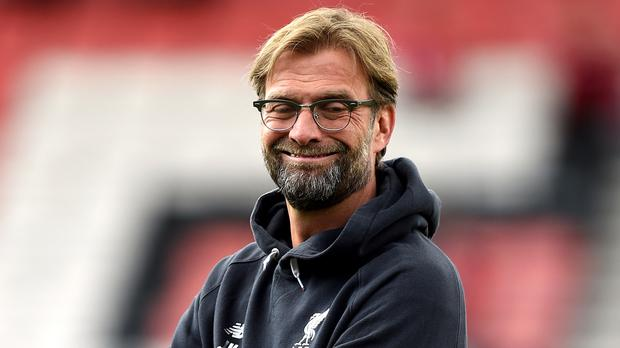 Liverpool manager Jurgen Klopp has called for cool heads in the Merseyside derby