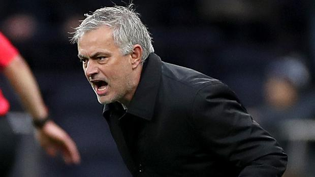 Mourinho: Yellow card was fair because I was rude to an idiot