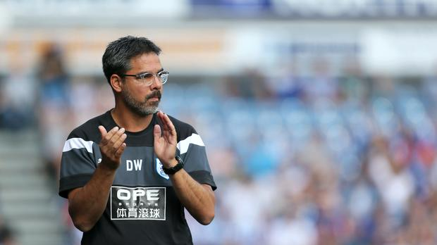 David Wagner has been encouraged by Huddersfield's start to the season