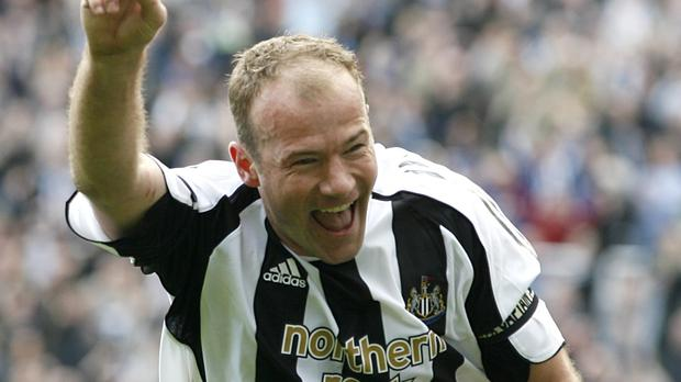 Alan Shearer cost Newcastle a then world-record £15million in 1996