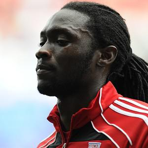 A pig's head was reportedly left in Kenwyne Jones' locker