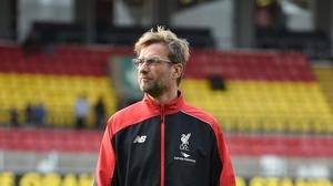 Liverpool manager Jurgen Klopp is not keen in bringing in players in the January transfer window.