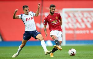 Sergio Reguilon is among the players receuited by Tottenham (Alex Livesey/PA)