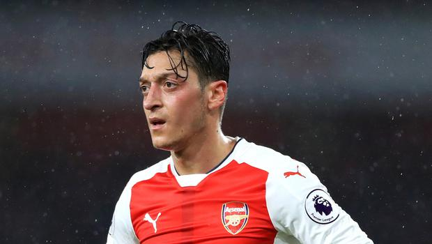 Arsenal's Mesut Ozil has opened up about his future with the club