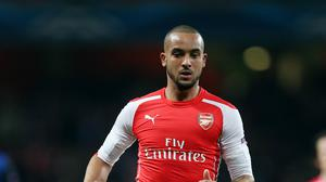 Theo Walcott has only recently returned from a serious injury