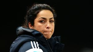 Eva Carneiro will not be on the Chelsea bench on Sunday