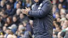 Harry Redknapp was less than impressed with QPR's display at Goodison Park