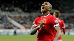 Ashley Young wants to end City's recent dominance of the Manchester derby fixture