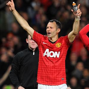 Ryan Giggs has won 13 league titles at Manchester United