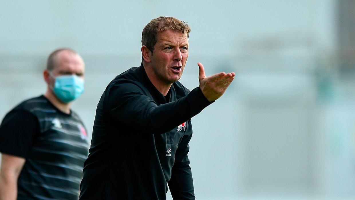 Vinny Perth looks for Patrick McEleney to inspire Dundalk quest in Europa Conference League