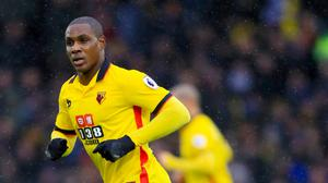 Odion Ighalo could be set for a deadline-day departure from Watford