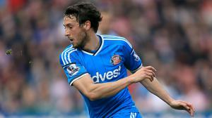 Will Buckley has fallen out of favour at Sunderland