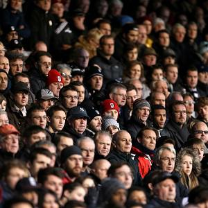 The Premier League are reluctant to allow standing