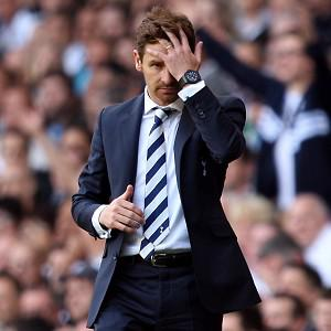 Andre Villas-Boas saw his Tottenham side miss out on Champions League qualification