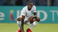 Aaron Wan-Bissaka represented England Under-21s at this summer's European Championships (Nick Potts/PA)