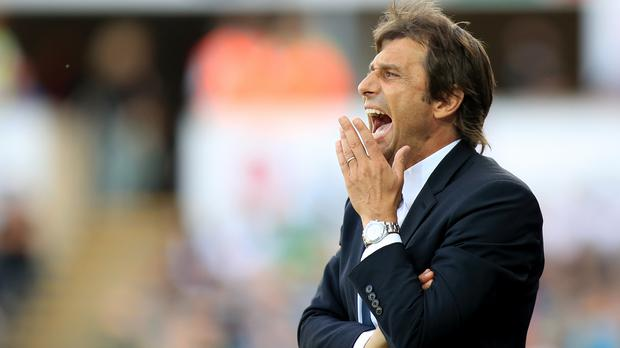 Chelsea have no plans to replace manager Antonio Conte