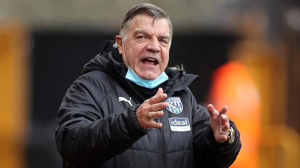 West Brom boss manager Sam Allardyce is unhappy with the Premier League (Carl Recine/PA)