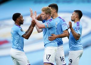 Guardiola wants to see City back at their best this week (Dave Thompson/NMC Pool)