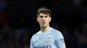 John Stones returned to the Manchester City line-up after 12 games out with a hamstring injury