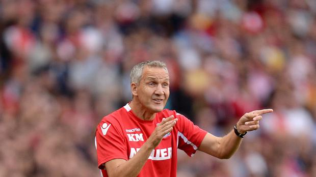 Crystal Palace caretaker manager Keith Millen would like to remain in charge of the club