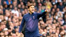 Mauricio Pochettino only featured for 25 minutes of the All or Nothing documentary (Jonathan Brady/PA)
