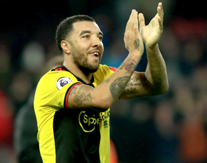 Troy Deeney: 'What are they going to do, take money off me? I've been broke before so it doesn't bother me'
