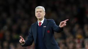 Arsene Wenger will be looking to add to the Arsenal ranks during the January transfer window