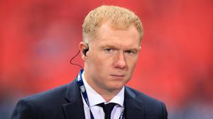 Paul Scholes is an outspoken critic of Manchester United's current team (Mike Egerton/PA)