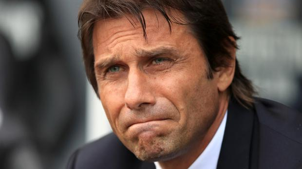 Chelsea head coach Antonio Conte believes it is too early for anyone to dismiss his side's Premier League title chances