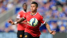Manchester United's Marcos Rojo has courted controversy on social media