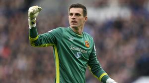 Eldin Jakupovic believes Hull are 15 to 16 points away from Premier League safety