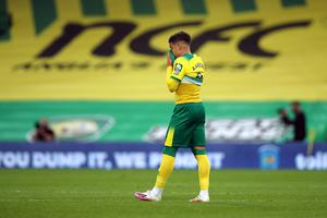 Norwich's Max Aarons will be in demand (Molly Darlington/NMC Pool/PA)