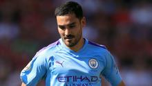 Ilkay Gundogan believes Liverpool deserve to be crowned as champions (Adam Davy/PA)