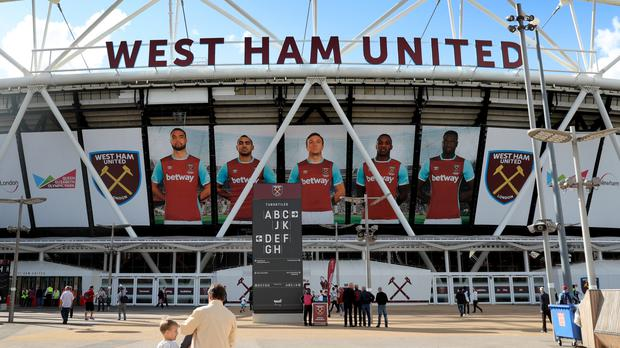 West Ham's move to the London Stadium is to be the subject of the documentary 'Iron Men'