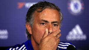 Jose Mourinho's second spell at Chelsea came to a premature send