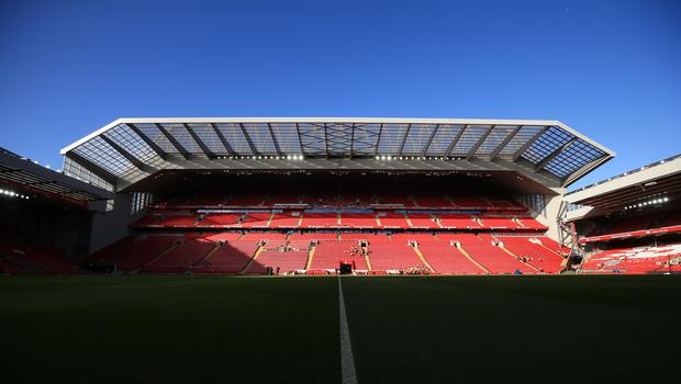 The Football Association has decided not to continue with an investigation into allegations that Liverpool employees accessed a Manchester City scouting system (Peter Byrne/PA)