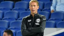 Brighton have won three successive games without conceding under Graham Potter (Glyn Kirk/PA)
