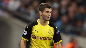 Chelsea have signed Christian Pulisic (Nick Potts/PA)