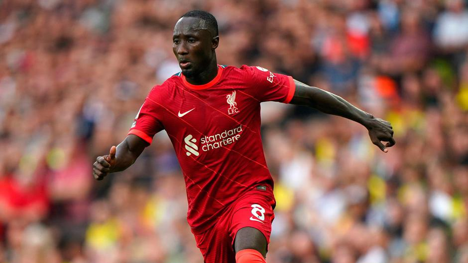 Liverpool midfielder Naby Keita is in his native Guinea where there has been a military coup