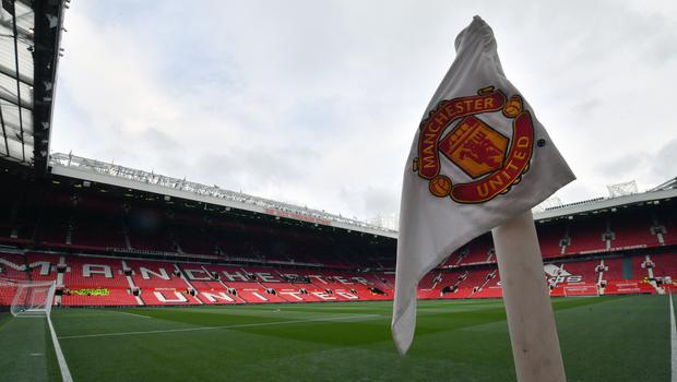 Manchester United have applied to install rail seating (Anthony Devlin/PA)