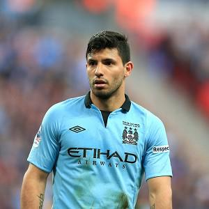 Sergio Aguero has signed a new deal with Manchester City