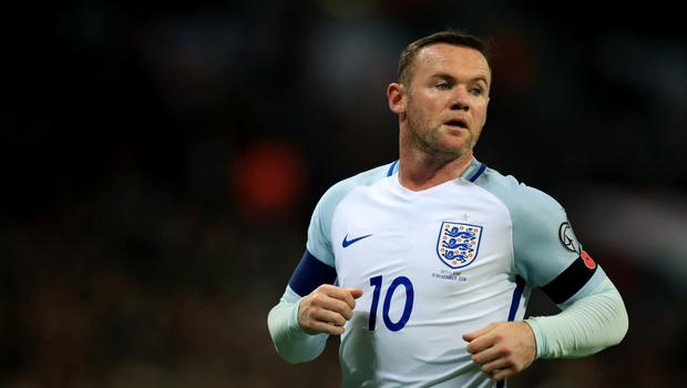 Wayne Rooney could still have an England future