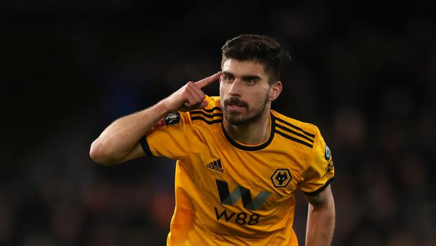 Manchester City will come up against Ruben Neves on Monday (Nick Potts/PA)