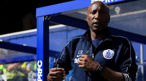 Chris Ramsey's side could be relegated this weekend