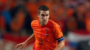 Kevin Strootman is a reported target of Manchester United